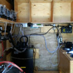 The Party Trailer - Mobile Draft Beer & Liquor System Interior